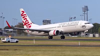 A picture of VHVUL - Boeing 7378FE - Virgin Australia - © Dave Parer