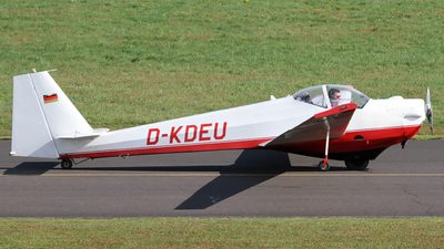 D-KDEU - Scheibe SF.25C Falke - Private