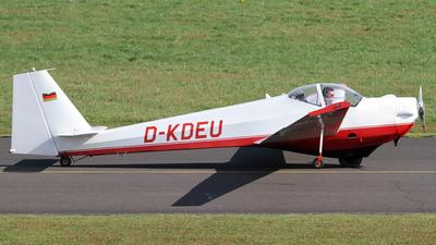 D-KDEU - Scheibe SF.25C Falke - Private
