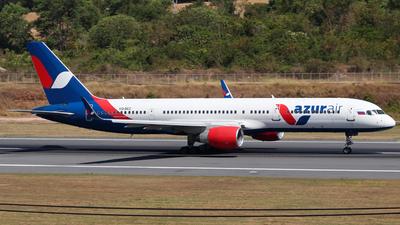 A picture of VQBEZ - Boeing 7572Q8 - Azur Air - © Azimi Iahra