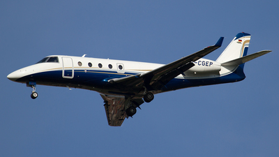 D-CGEP - Gulfstream G150 - Private