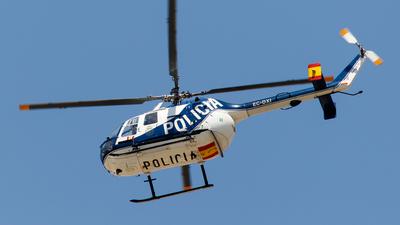 EC-DXI - MBB Bo105CBS-4 - Spain - Police