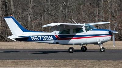 N6735M - Cessna 210M Centurion - Private