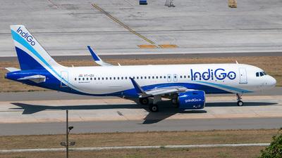 A picture of VTIZU - Airbus A320271N - IndiGo - © Sandeep Pilania