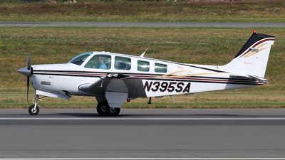 N395SA - Beechcraft A36 Bonanza - Private