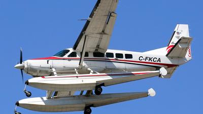 A picture of CFKCA - Cessna 208 Caravan - [20800211] - © John Magero