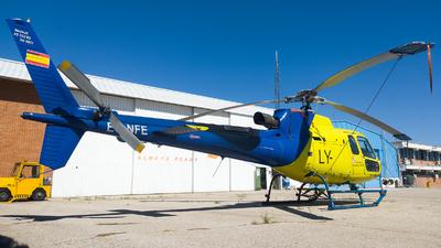 EC-NFE - Eurocopter AS 350B3 Ecureuil - Eliance