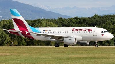D-ABGJ - Airbus A319-112 - Eurowings