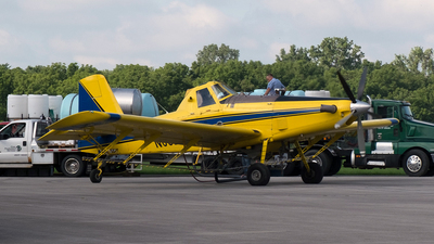 N602FH - Air Tractor AT-602 - Fisher Spray Service