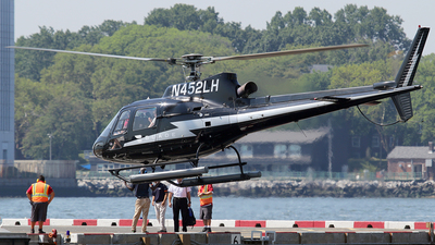 N452LH - Eurocopter AS 350B2 Ecureuil - Liberty Helicopters
