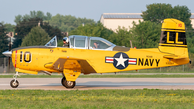 N34B - Beechcraft T-34A Mentor - Private