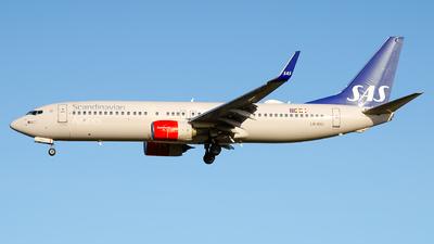 A picture of LNRGI - Boeing 73786N - SAS - © Laszlo Fekete
