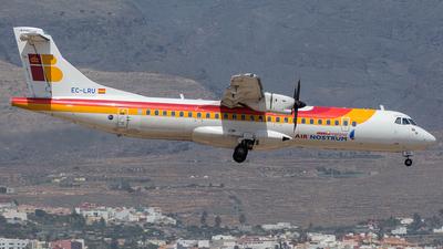 EC-LRU - ATR 72-212A(600) - Iberia Regional (Air Nostrum)