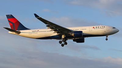 N852NW - Airbus A330-223 - Delta Air Lines