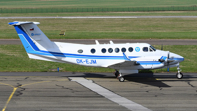 OK-EJM - Beechcraft 250 King Air - Private