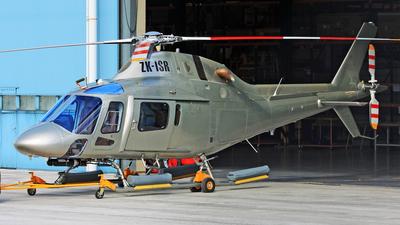 ZK-ISR - Agusta A119 Koala Mk.II - Private