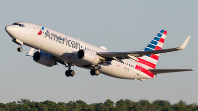 A picture of N941AN - Boeing 737823 - American Airlines - © Positive Rate Photography