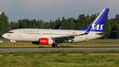 A picture of LNRNU - Boeing 737783 - SAS - © OSL Planespotting