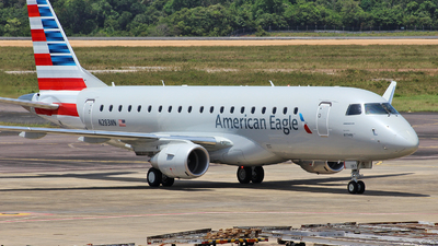 A picture of N283NN - Embraer E175LR - American Airlines - © Wiliam Braun