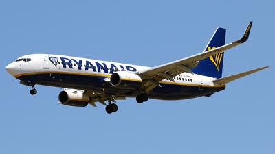A picture of EIEMO - Boeing 7378AS - Ryanair - © Javier Rodriguez - Amics de Son Sant Joan