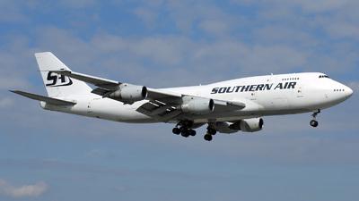 N746SA - Boeing 747-206B(SF)(SUD) - Southern Air