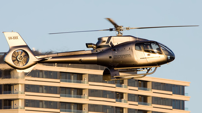 VH-XKK - Eurocopter EC 130B4 - Professional Helicopter Services