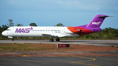 PR-JFO - Fokker 100 - Mais Linhas Aéreas