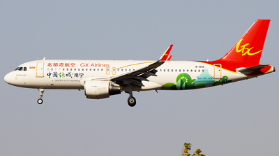 B-8511 - Airbus A320-214 - GX Airlines