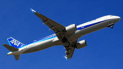 JA141A - Airbus A321-272N - All Nippon Airways (ANA)