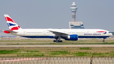 G-STBF - Boeing 777-336ER - British Airways