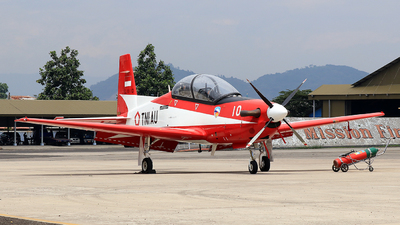 LL-0110 - KAI KT-1 Woong-Bee - Indonesia - Air Force