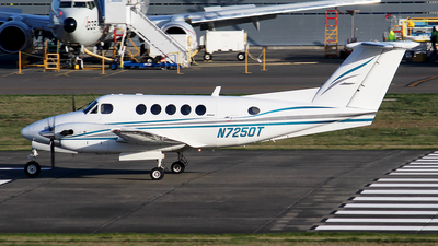 N7250T - Beechcraft 200 Super King Air - Private