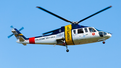 202 - Sikorsky AUH-76 - Philippines - Air Force