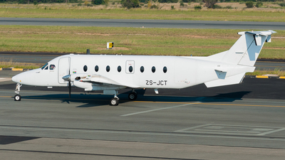 ZS-JCT - Beech 1900D - Private