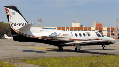 PR-FMA - Cessna 525 Citation CJ2 - Private