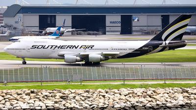 N765SA - Boeing 747-2F6B(SF) - Southern Air