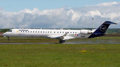 D-ACNO - Bombardier CRJ-900LR - Lufthansa CityLine