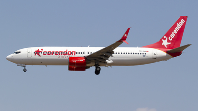 A picture of TCTJS - Boeing 73781B - Corendon Airlines - © Bora Polater