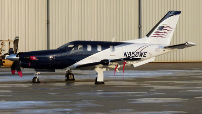 N850WE - Socata TBM-700 - Private