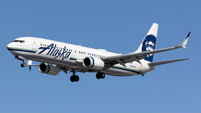 A picture of N474AS - Boeing 737990(ER) - Alaska Airlines - © Jay Cassady