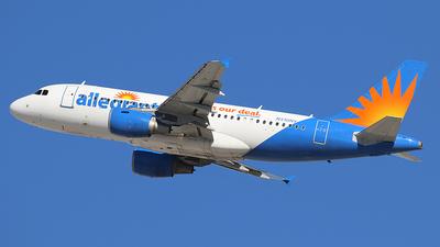N310NV - Airbus A319-111 - Allegiant Air