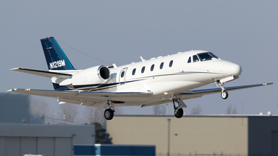 N1219M - Cessna 560XL Citation Excel - Private