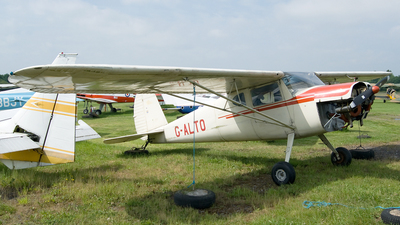 G-ALTO - Cessna 140 - Private