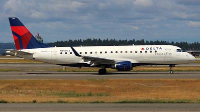 N608CZ - Embraer 170-200LR - Delta Connection (Compass Airlines)