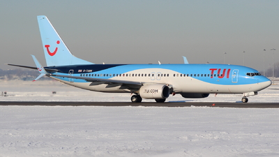 A picture of GTAWW - Boeing 7378K5 - TUI fly - © Andriy Yegorov