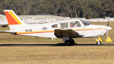 A picture of VHLGO - Piper PA28161 Warrior II - [288016148] - © Gavan Louis
