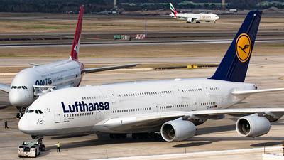 D-AIMH - Airbus A380-841 - Lufthansa