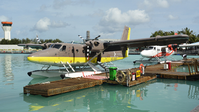 8Q-MBD - De Havilland Canada DHC-6-300 Twin Otter - Trans Maldivian Airways