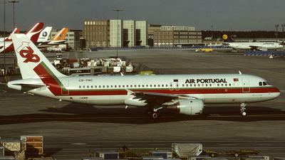 CS-TNC - Airbus A320-211 - TAP Portugal