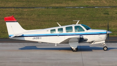 JA3911 - Beechcraft A36 Bonanza - Private